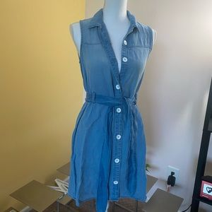 Cloth & stone Denim dress